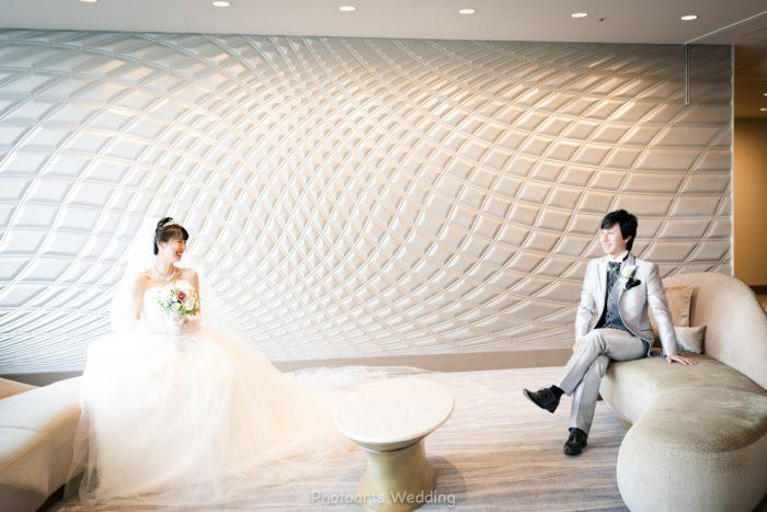 ヒルトン東京ベイでの結婚式撮影(Photoarts Wedding)